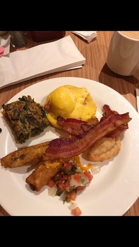 Lee's breakfast
